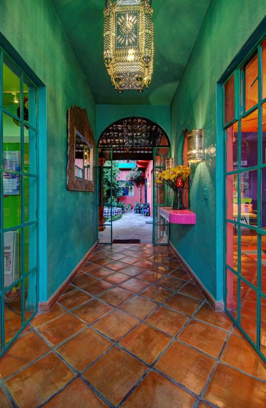 Mexican Interior Paint Color Schemes Pictures To Pin On Pinterest Pinsdaddy